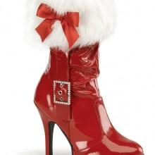 Womens Santa Boots