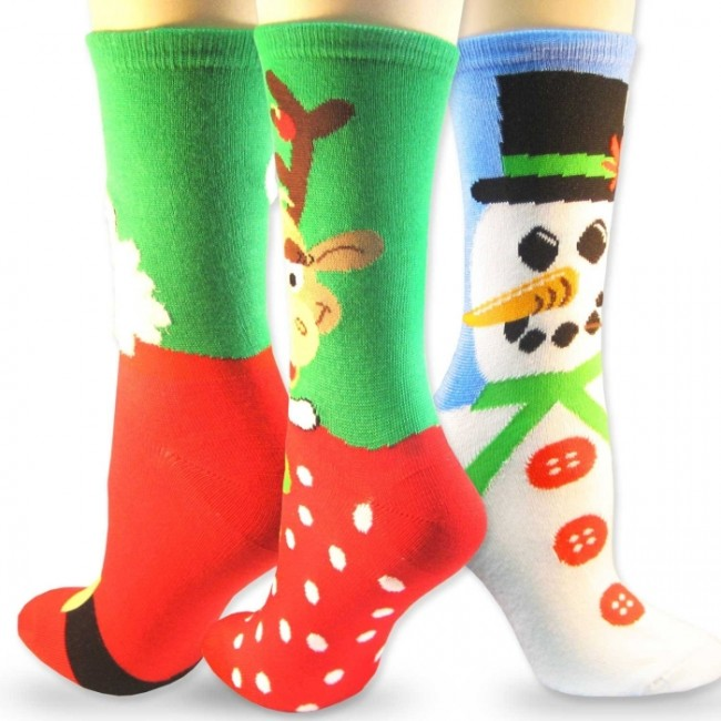 Soxnet Christmas & Holiday 3 Pairs