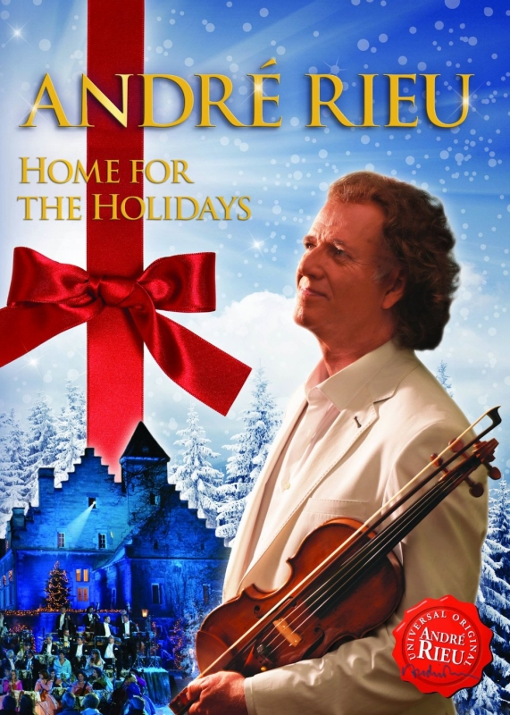Andre Rieu: Home For The Holidays (2012)