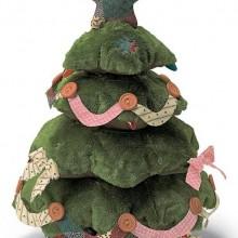 Countdown to Christmas Rotating Tree