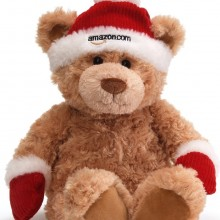 2012 Amazon Collectible Bear
