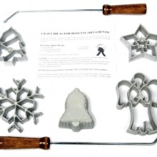 Kitchen Supply Rosette Iron Kits