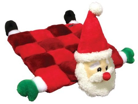 Holiday Squeaker Mat,
