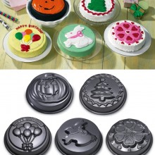 Holiday Cake Pans