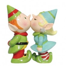 Magnetic Elves Salt and Pepper Shaker Set