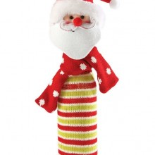 Claus for Celebration Claus Wine Bottle Cover