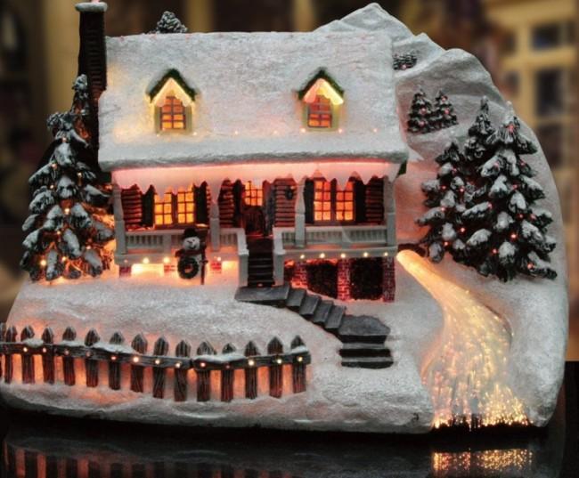 Christmas Snow Village (2)