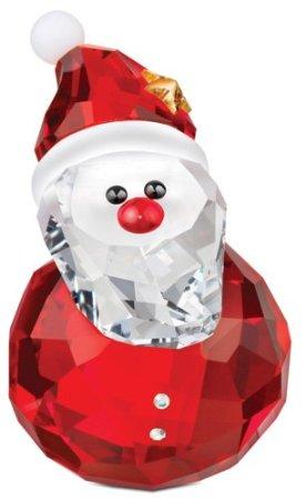 Swarovski Rocking Santa