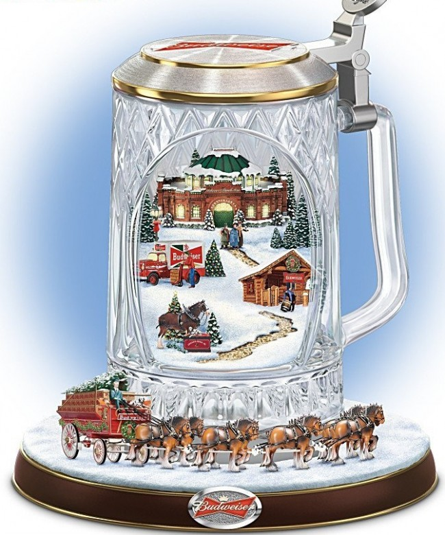 Holiday Cheers Collectible Stein