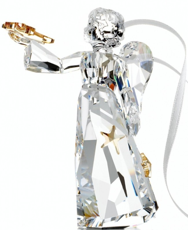 Swarovski Angel Ornament