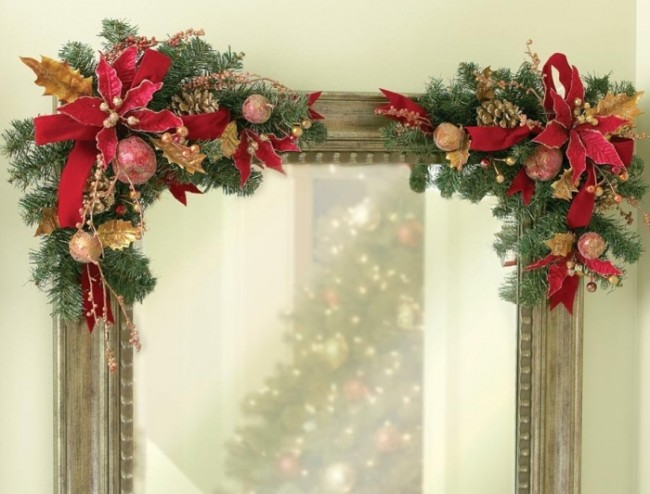 Holiday Corner Floral Bouquets