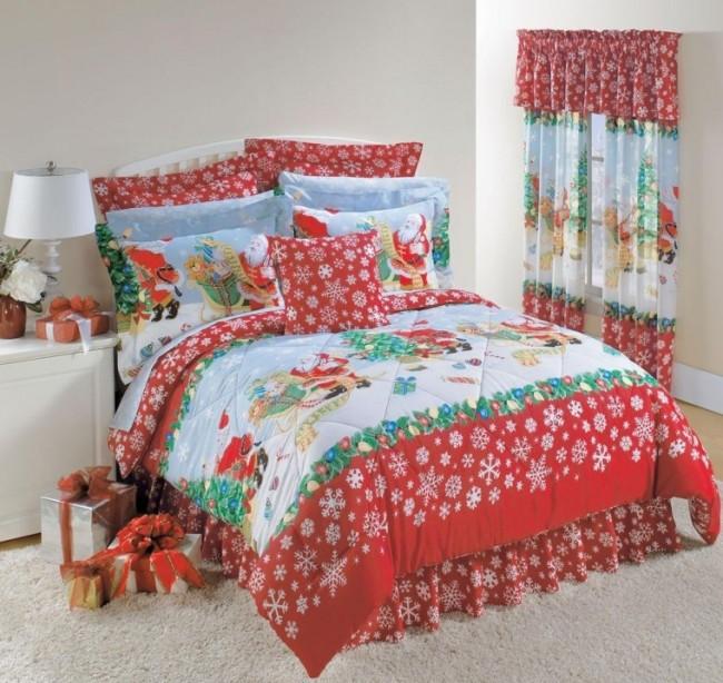Santas Reindeer Total Bed Set