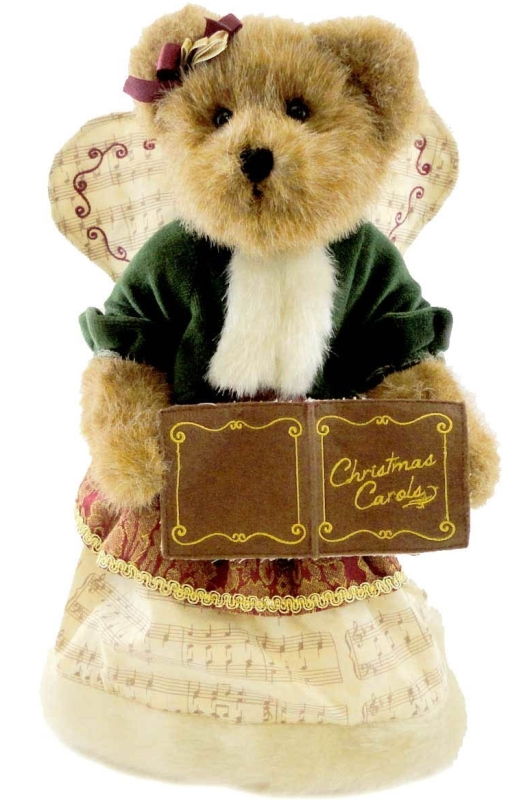 Bears Gloria Songbeary 12 Christmas Tree Topper