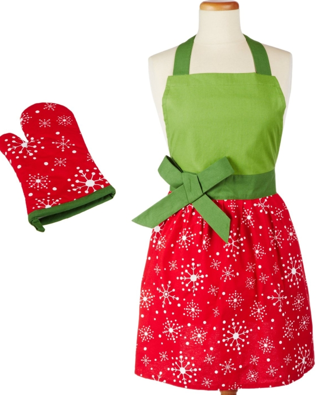 Christmas Kitchen Hostess Gift Set,