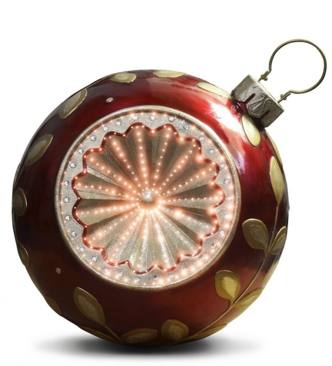 Fiber Optic Ornament