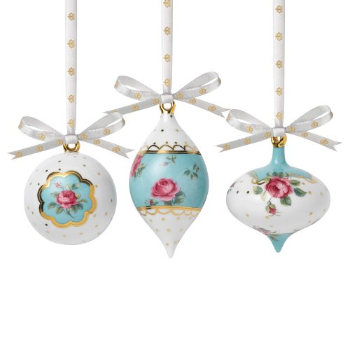 Traditional Holiday Ornaments Polka