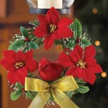Votive Candle Holder Christmas Holiday Seasonal Décor