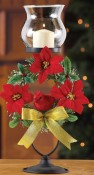 Votive Candle Holder Christmas Holiday Seasonal Décor