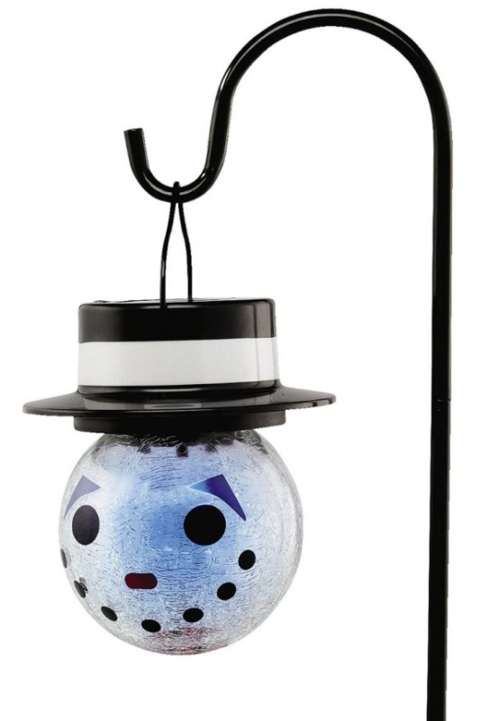 Christmas Solar Powered Snowman Light