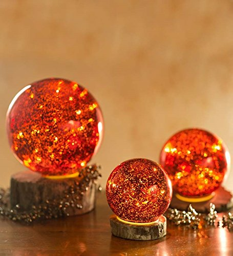 Glass Ball Lights