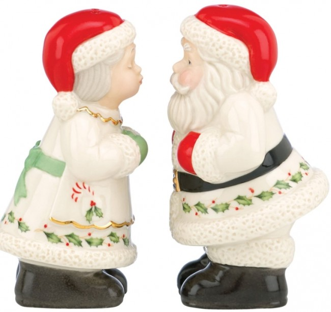 Holiday Salt and Pepper Shaker Sets