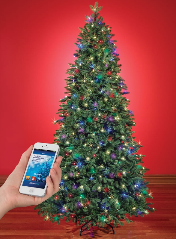 The Music And Light Show Wi Fi Christmas Tree