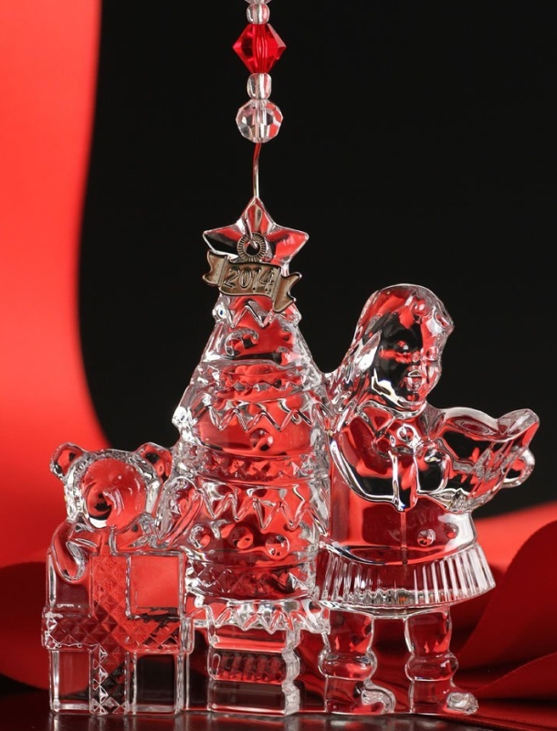 Waterford Crystal Christmas Wonders Ornament