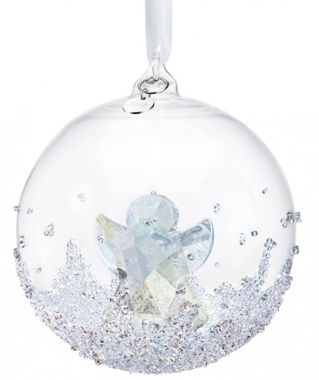 Swarovski 2015 Annual Edition Christmas Ball Ornament