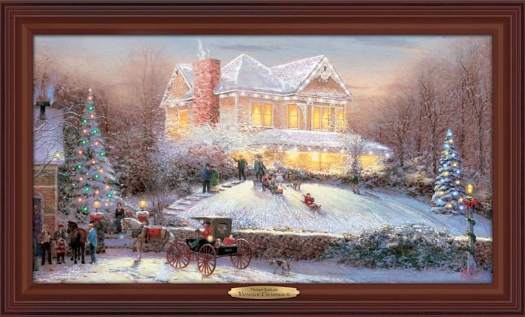 Sled Christmas Decoration
