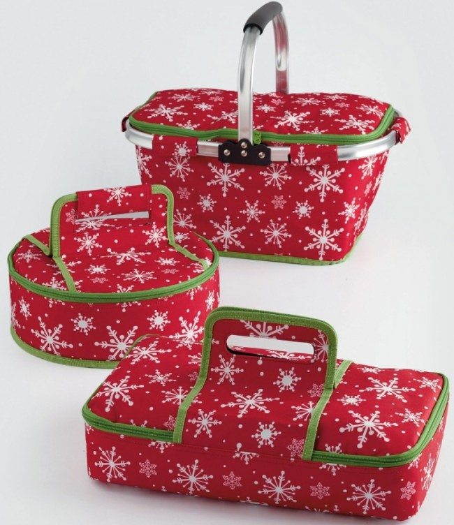 DII Insulated Pie Tote