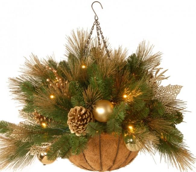 Elegance Hanging Basket