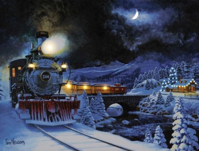 IlluminArt Christmas Express