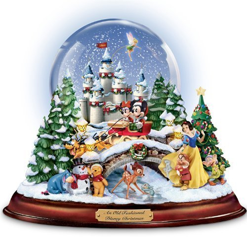 Snow Globe 'Musical Snowglobe