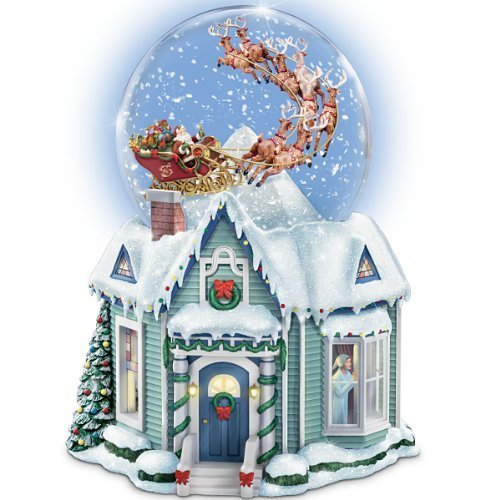 The Night Before Christmas Snowglobe