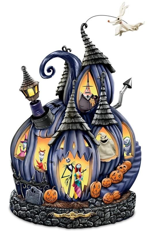 The Nightmare Before Christmas Masterpiece Pumpkin ...