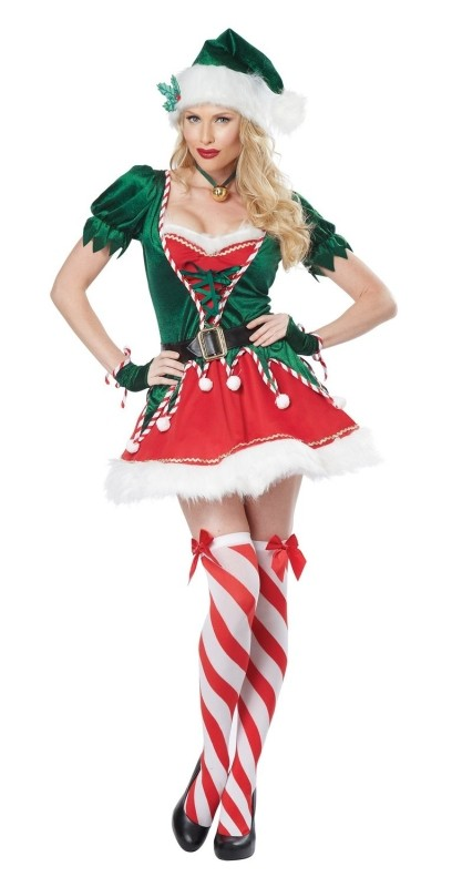 Women's Santa's Helper Adult