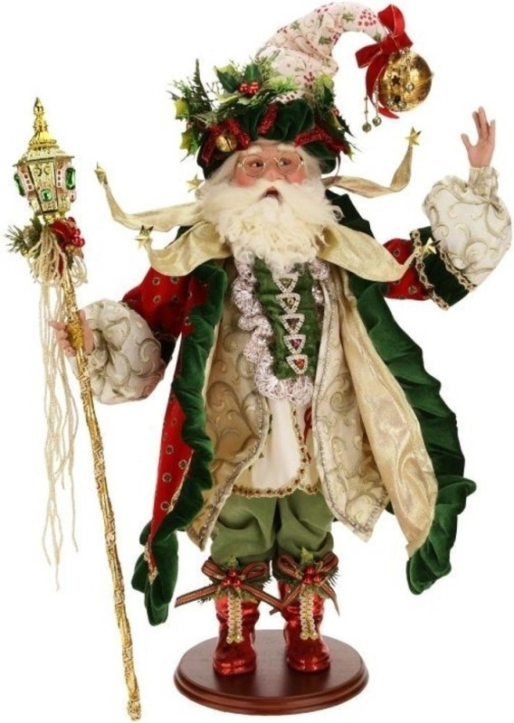 Mark Roberts Most Wonderful Time Santa