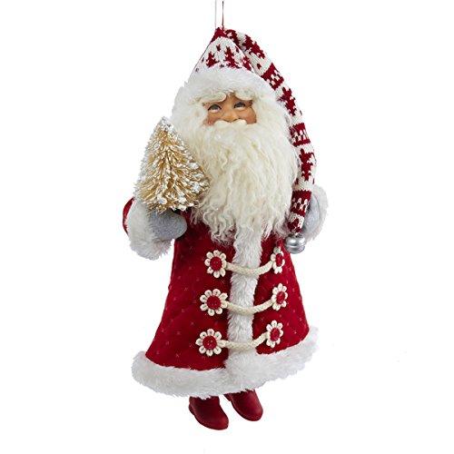 Nordic Santa Orn