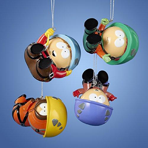 South Park Blow Mold Ornament Set