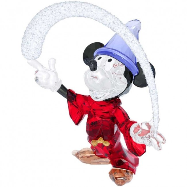 Swarovski Disney - Sorcerer Mickey Mouse Limited Edition