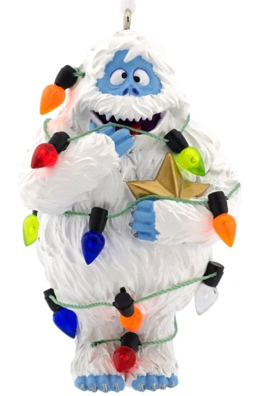 The Abominable Snowman from Rudolph the Red-Nosed Reindeer Christmas Ornament