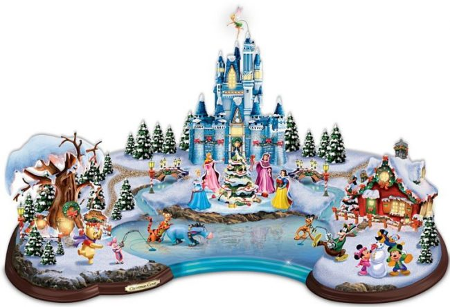 disney-light-up-christmas-cove-village-sculpture