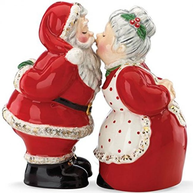 once-upon-a-christmas-santa-salt-pepper-set