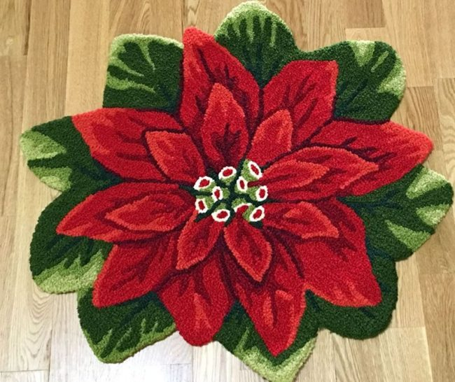 christmas-flower-design-bedroom-mat-antiskid-carpetarea-rug