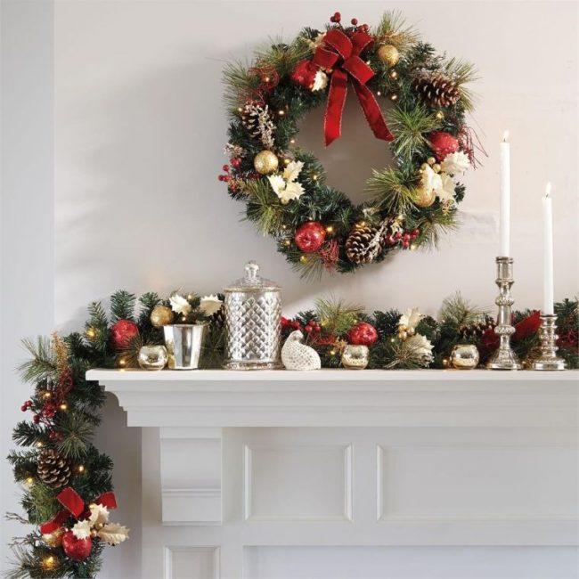 cordless-led-christmas-garland