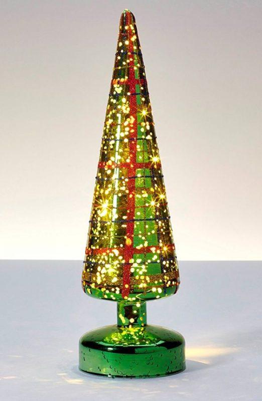 mercury-metallic-green-glass-tree