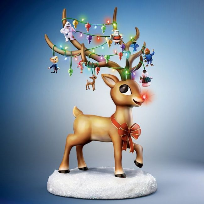 rudolph-the-red-nosed-reindeer-illuminated-musical-figurine