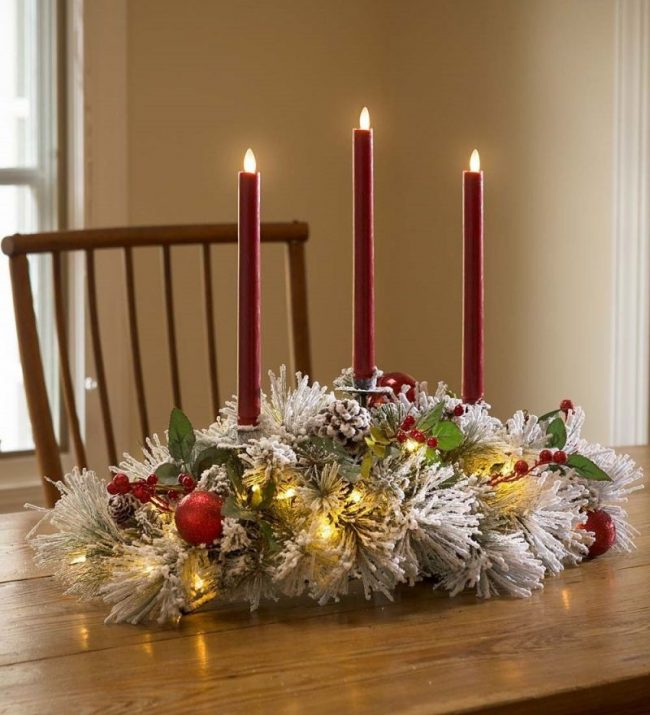 fairfax-lighted-decorated-holiday-centerpiece