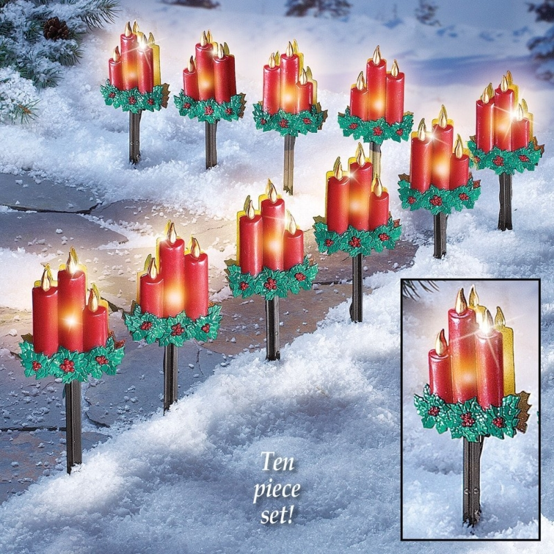 5 Pathway Lighting Tips Ideas Walkway Lights Guide: Christmas
