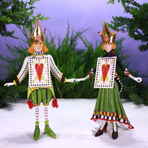 Patience Brewster Jacqueline Of Hearts Christmas Figure